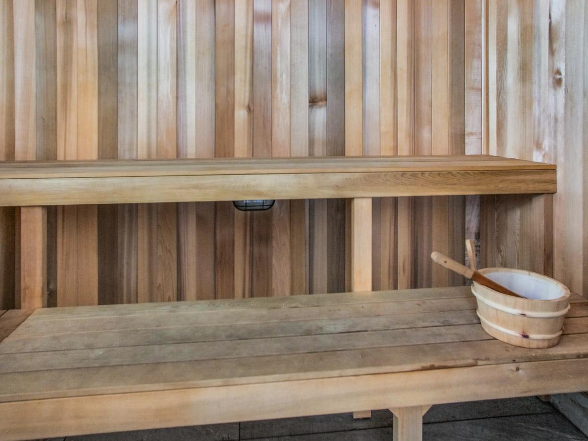 Boulevard Towers Broadbeach facilities sauna