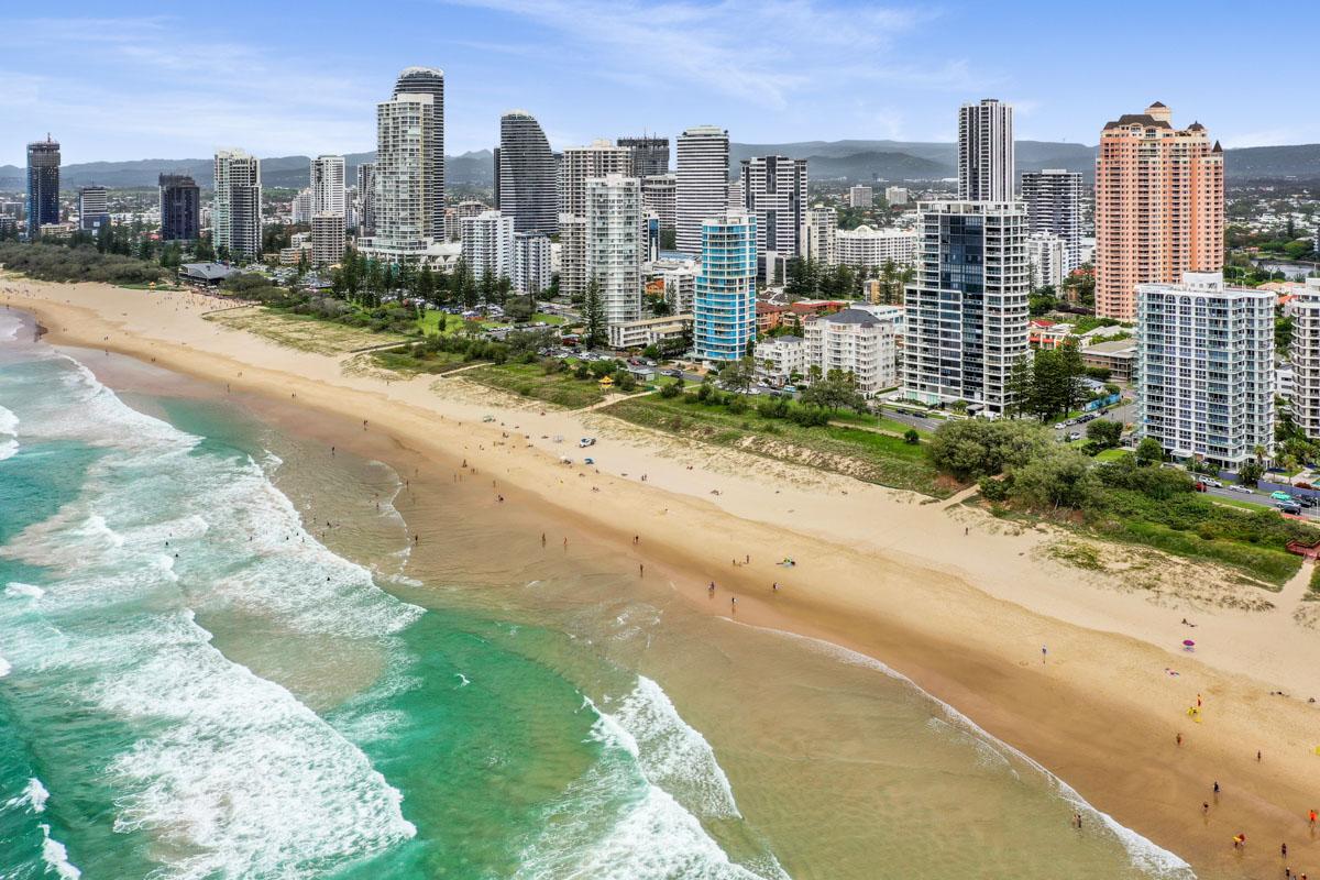 Gold Coast accommodation heated spa