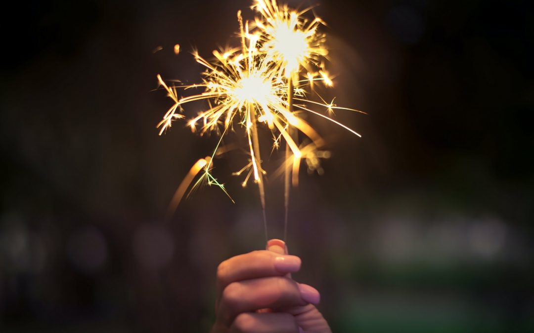 Sparkler Photo By Tairon Fernandez From Pexels