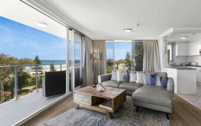 Broadbeach Beachfront Accommodation Gold Coast | Boulevard Towers