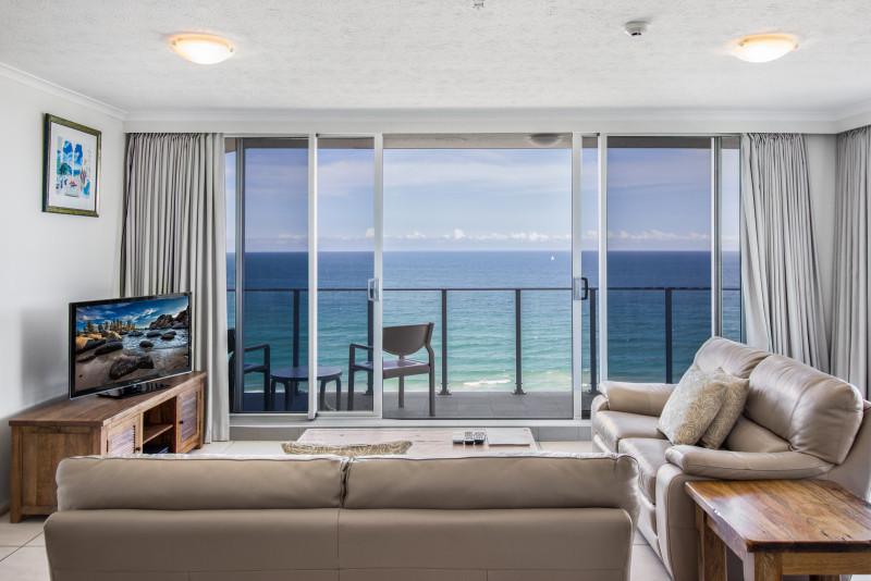 1 Bedroom Apartment Lounge